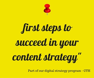 How to Succeed in Content Strategy