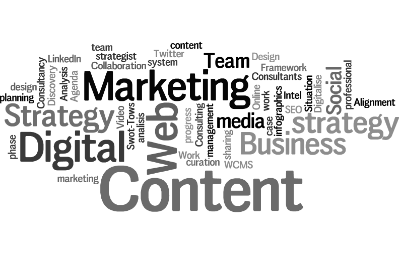 Content marketing format example